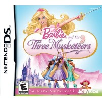 Barbie and 3 Musketeers (輸入版)