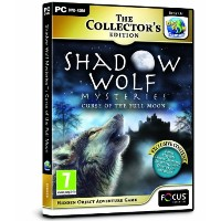 Shadow Wolf Mysteries: Curse of the Full Moon Collectors Edition (PC) (輸入版)