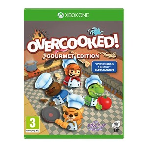 Overcooked: Gourmet Edition (Xbox One) (輸入版)