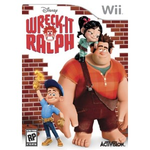 Wreck It Ralph Nla