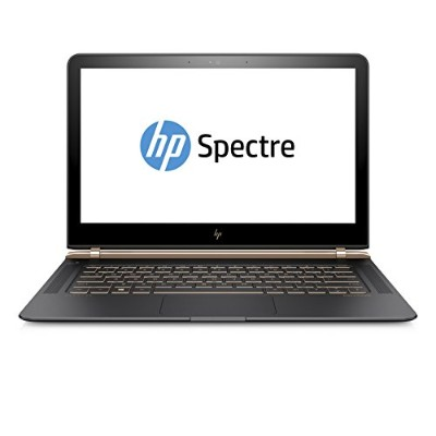 HP Spectre 13-v108TU (Windows10Home/13.3インチ/Core i7-7500U/8GB/512GB SSD/ダークグレーxブロンズゴールド)