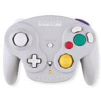 Gamecube Wavebird Wireless Controller Grey (輸入版)