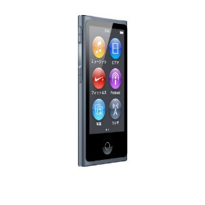 Apple iPod nano 16GB スレート MD481J/A