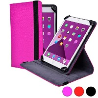 Cooper Cases (TM) Infinite S360 ユニバーサル 9 - 10.1インチToshiba Excite AT200 / Tablet A204YBタブレットフォリオケース...
