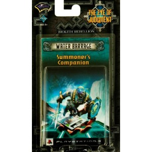 The Eye of Judgment: Water Barrage Theme Deck (輸入版)