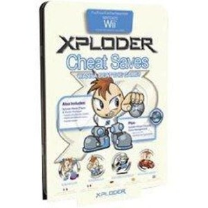 Xploder Cheats System - Ultimate Edition (Wii)