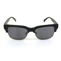 RAEN Optics(レインオプティクス) UNDER WOOD Matte Black/black Polarized サングラス