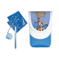 DSi and DS Lite Star Wars: The Clone Wars Game Sleeve Kit - Obi wan (輸入版)