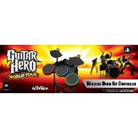PS2 Guitar Hero World Tour - Stand Alone Drums (輸入版)