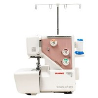 JANOME ロックミシン ドリームロック50S