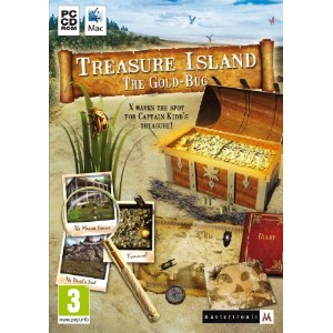 Treasure island the gold bug (PC) (輸入版)
