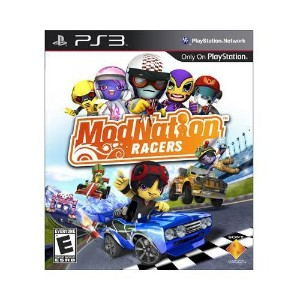ModNation Racers PS3 (輸入版)