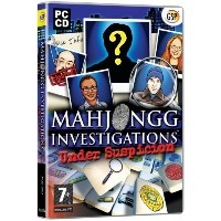 mahjongg investigation under suspicion (PC) (輸入版)