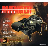 N-Control The Avenger Xbox 360 Adapter - アヴェンジャー Xbox 360 アダプター (Xbox 360 海外輸入北米版周辺機器)