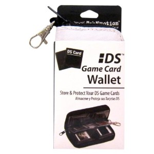 DS Game Card Wallet- White (輸入版)