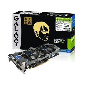 玄人志向 GeForce GTX760 OCモデル 2GB PCI-E GF-GTX760-E2GHD/OC