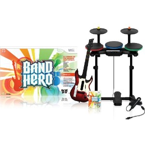 Wii Band Hero featuring Taylor Swift - Super Bundle (輸入版)