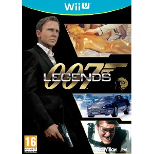 James Bond 007 : Legends [import anglais]