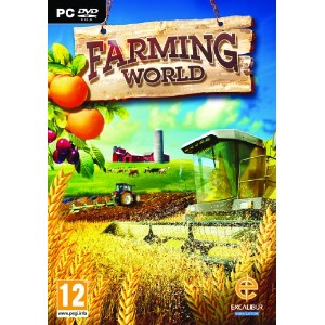 Farming World Digital Download Card (PC) (輸入版)