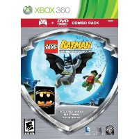 Lego Batman Game/Batman Movie DVD Combo Pack