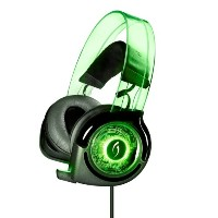 Afterglow Universal Wired Stereo Gaming Headset - Green (Playstation 3/Xbox 360/Wii/PC DVD) (輸入版)