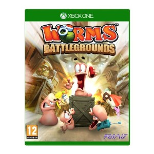 Xbox1 worms battlegrounds (eu)