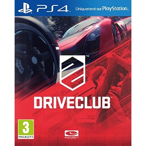Third Party - Driveclub Occasion [ PS4 ] - 0711719276777