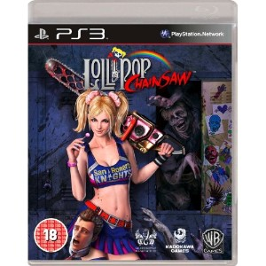Lollipop Chainsaw (PS3) (輸入版)