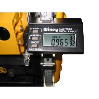 Wixey WR510 Digital Planer Readout 自動カンナ用デジタルスケール