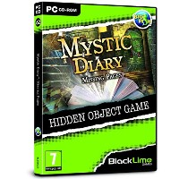 Mystic Diary: Missing Pages (PC CD) (輸入版)