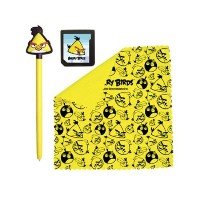 ANGRY BIRDS Stylus Essentials Set (3PC) for Nintendo 3DS, Yellow Bird (35194)