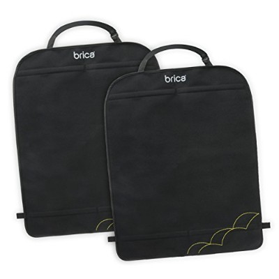 Brica Deluxe Kick Mats, 2 Count(US Version imported by uShopMall U.S.A.)
