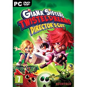 Giana Sisters: Twisted Dreams Directors Cut (PC CD) (輸入版)