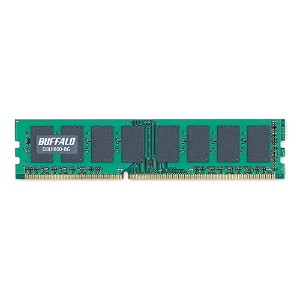 BUFFALO PC3-12800対応 240Pin DDR3 SDRAM DIMM 8GB D3U1600-8G
