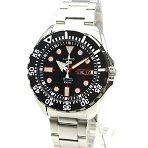 セイコー Seiko Men's Automatic Stainless steel Watch 100M W/R - (Made in Japan) - SRP603J1 男性 メンズ 腕時計 ...