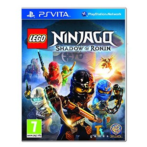 LEGO Ninjago: Shadow of Ronin (PlayStation Vita) (輸入版)(UK Account required for online content)