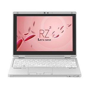 パナソニック Let's Note CF-RZ4DDLBR Windows8.1 Pro Update 64bit Intel CoreM-5Y71 vPro 8GB SSD256GB 無線LAN...