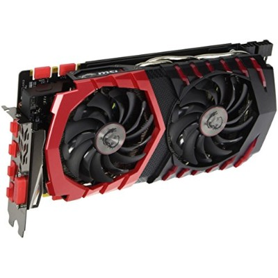 MSI GeForce GTX 1080 GAMING Z 8G 『Ultimate GAMING Pascal Chip 高クロック版』 グラフィックスボード VD6102