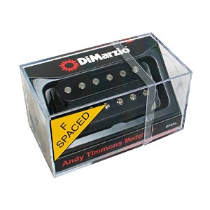 Dimarzio ディマジオ Andy Timmons AT-1 F-Spaced Black DP224F ハムバッカー ギター ピックアップ アンディ ティモンズ AT1 DP-224F  ...
