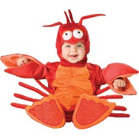 Lil Lobster Infant / Toddler Costume リルロブスター乳児/幼児コスチューム サイズ:6/12 Months
