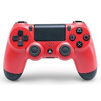 Controller D.Shock-Magma Red