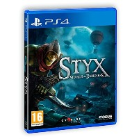 Styx: Shards of Darkness (PS4) (輸入版)