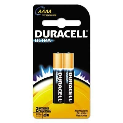 Duracell Ultra Photo AAAA Battery, 2/CT by Duracell [並行輸入品]