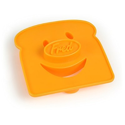 Fred & Friends CHEESY GRIN Bread Cutter by Fred & Friends