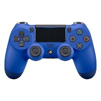 DualShock 4 Wireless Controller for PlayStation 4 - Wave Blue(米国並行輸入品)