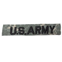 US ARMY タブ ACUカモ