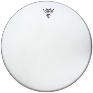 Remo banjo head, 11inch white