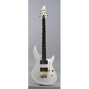 Edwards エドワーズ エレキギター E-HR-130III Pearl White/Gold hardware