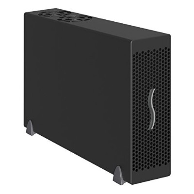 Sonnet Technologies ECHO-EXP3FD Echo Express III-D Thunderbolt 2-to-PCIe Expansion Chassis. Desktop...