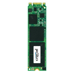 Crucial [Micron製Crucialブランド] M550 M.2 Type 2280 2.5インチ 内蔵SSD ( 256GB / SATA 6Gbps / 7mm / 9...